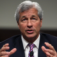 Jamie Dimon Testifies At Senate Hearing On JPMorgan Chase