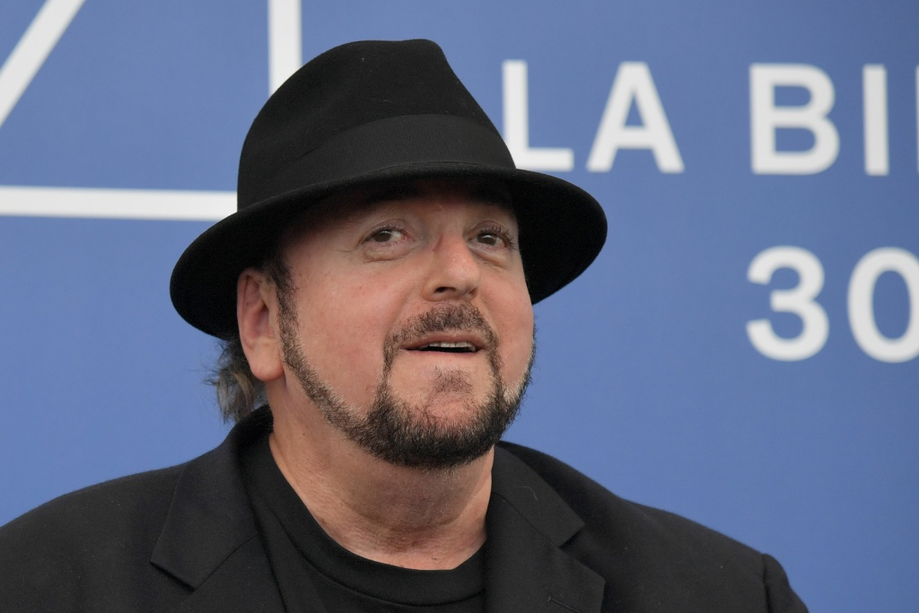 Director James Toback attends the photocall of the movie