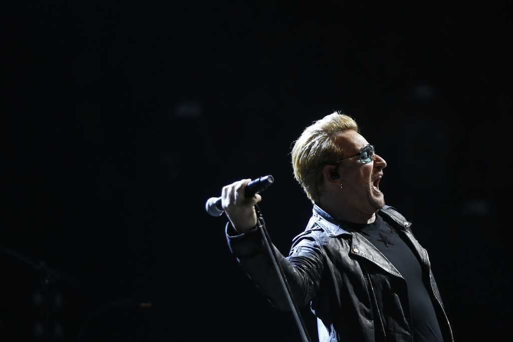 Irish band U2 is one of nearly 200 bands that signed a letter to congress asking that the Digital Millennium Copyright Act be updated.