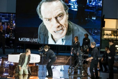 The Frame: Bryan Cranston is mad as hell on Broadway in 'Network'