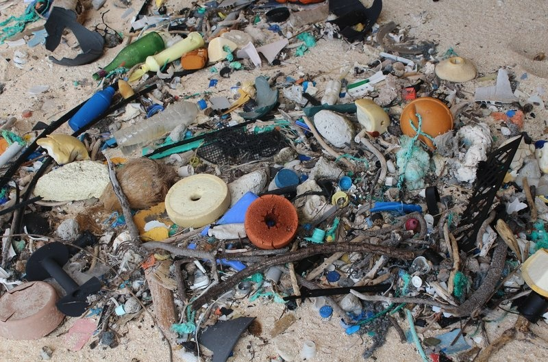 Researchers say Henderson Island is polluted with the highest density of plastic trash ever recorded in the field.
