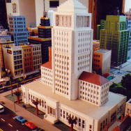 Downtown Los Angeles Model