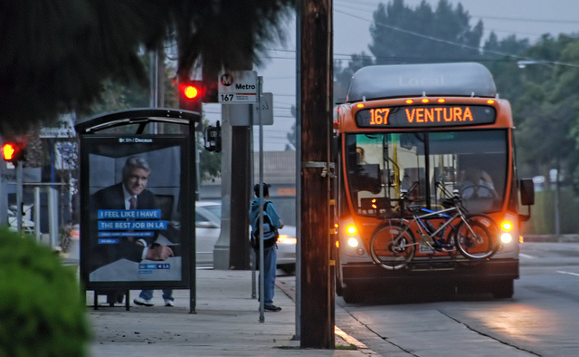 L.A. public transportation may lose all funding if bill H.R. 7 passes into legislation as is.