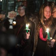 San Bernardino Shooting Vigil - 1