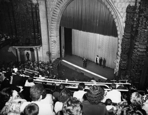 Million Dollar Theatre (LA Public Library photo archive)