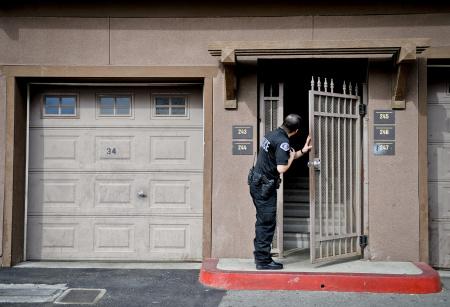 Anaheim policing