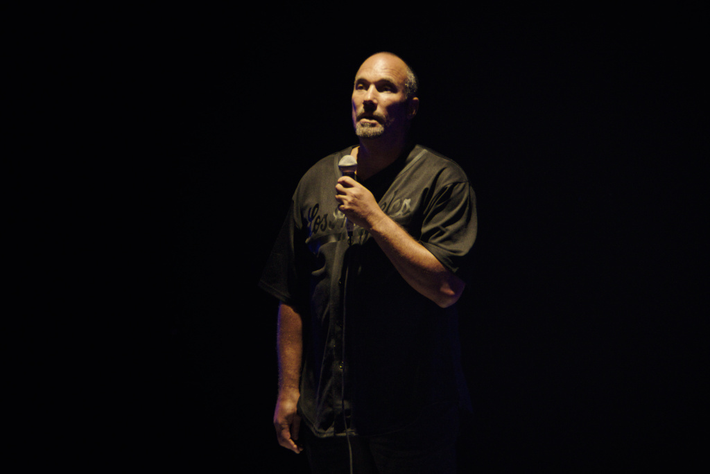 Roger Guenveur Smith performs his one-man show