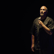 "Roger Guenveur Smith performs his one-man show ""Rodney King."""