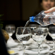 In California, some restaurants are changing their policy to  serve water to patrons only upon request.