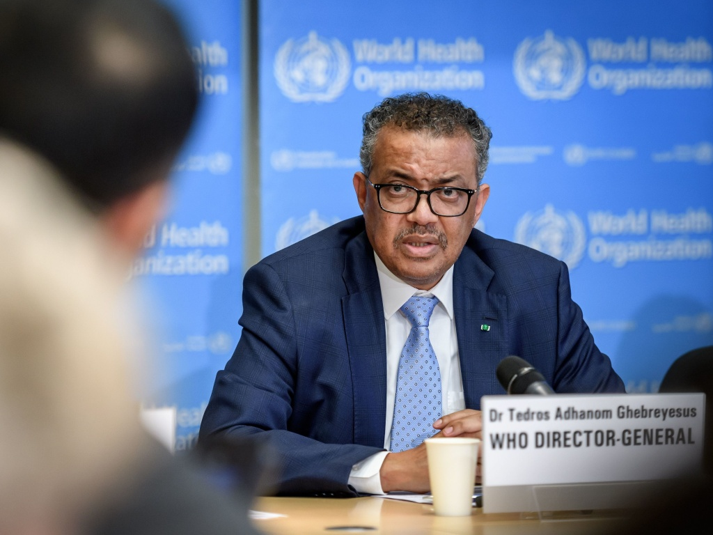 World Health Organization Director-General Tedros Adhanom Ghebreyesus was one of many global health leaders who spoke bluntly about the coronavirus pandemic at annual meetings that conclude on Tuesday. Discussing the lack of priority given to vaccines for poor countries, he stated,