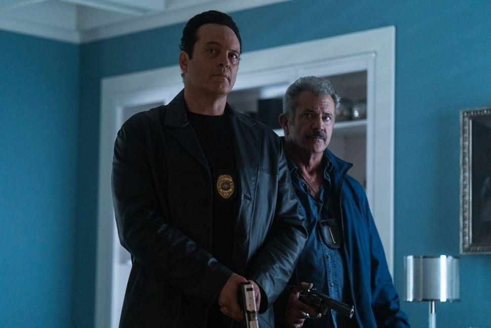 Vince Vaughn and Mel Gibson star in Summit Entertainments'