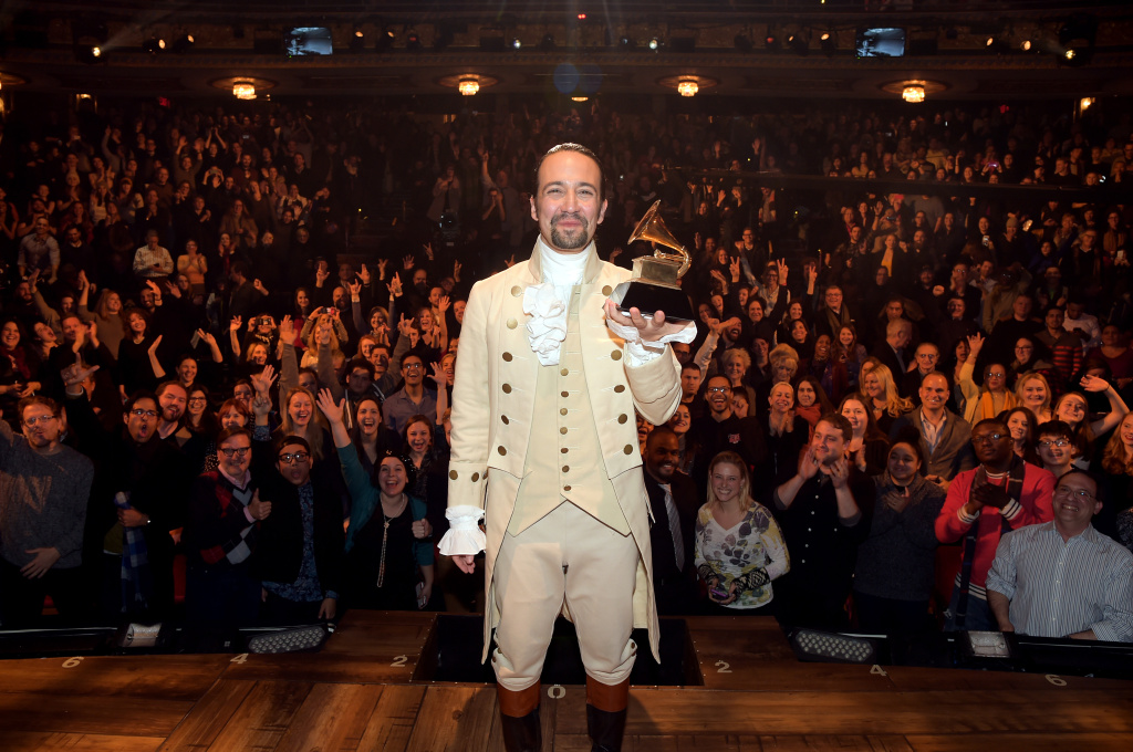'Hamilton' in LA: Lin-Manuel Miranda to hold ticket lottery outside Pantages