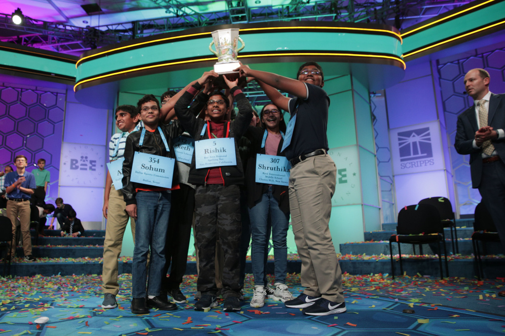 The 2019 National Spelling Bee ended in an eight-person tie. With this year's changes afoot, a shared title is unlikely.