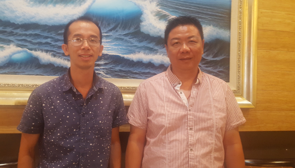 Zig Jiang and Tony Xu are part of a Chinese-American organization that threatened a lawsuit if Arcadia didn't shift from an at-large to a district election system.