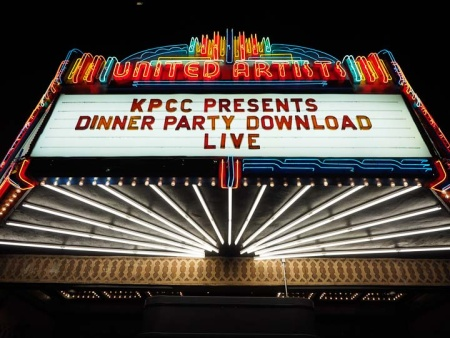 Dinner Party Download - Sign