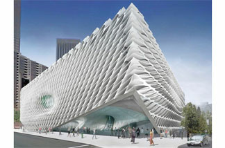 Broad museum design