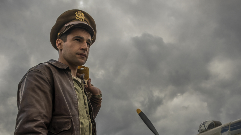 Christopher Abbott plays Yossarian in Hulu's adaptation of <em>Catch-22</em>.