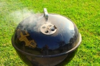 A clean grill helps with the transfer of heat to your food.