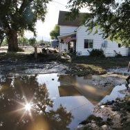 CORRECTION Colorado Flooding