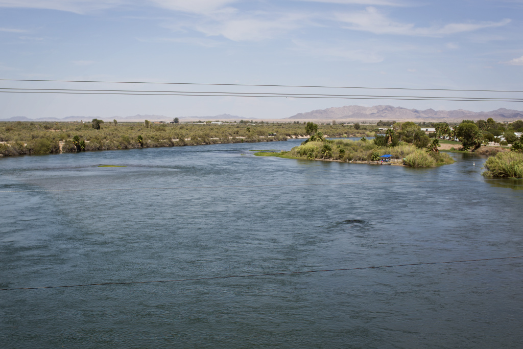 California has given out rights to more than five times as much water as the state has in a given year, including water from the Colorado River.