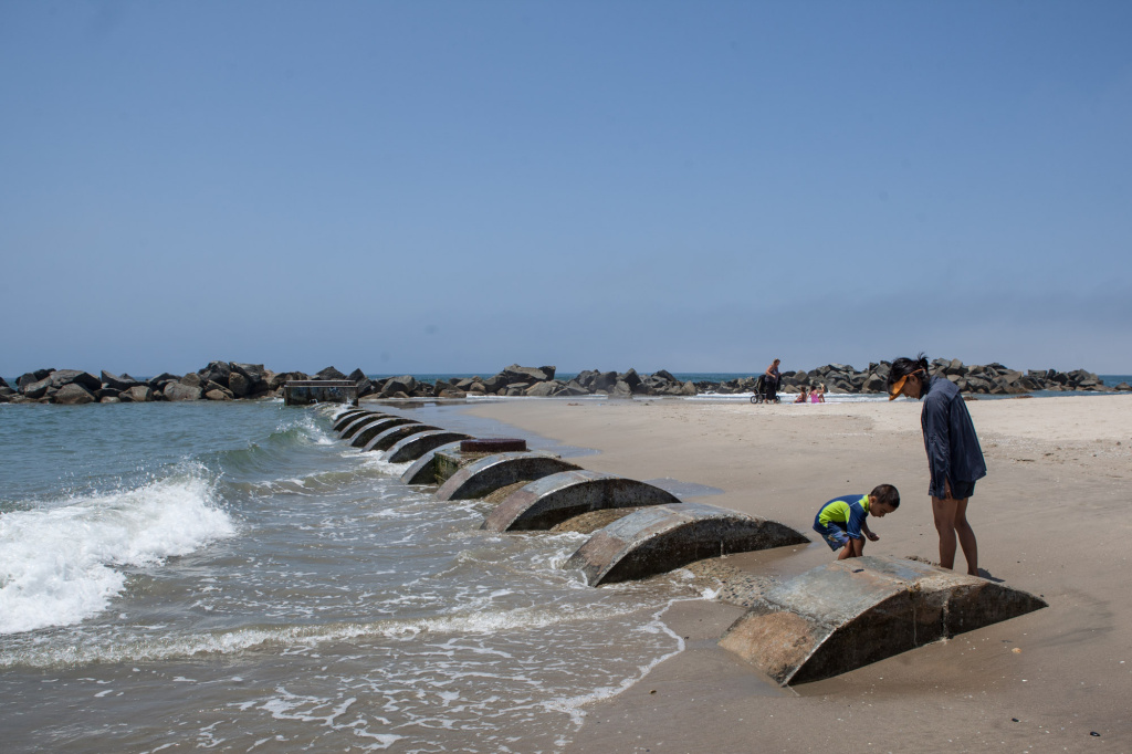 Southern California Beaches Are Starving Do We Nourish Them Enough 89 3 Kpcc