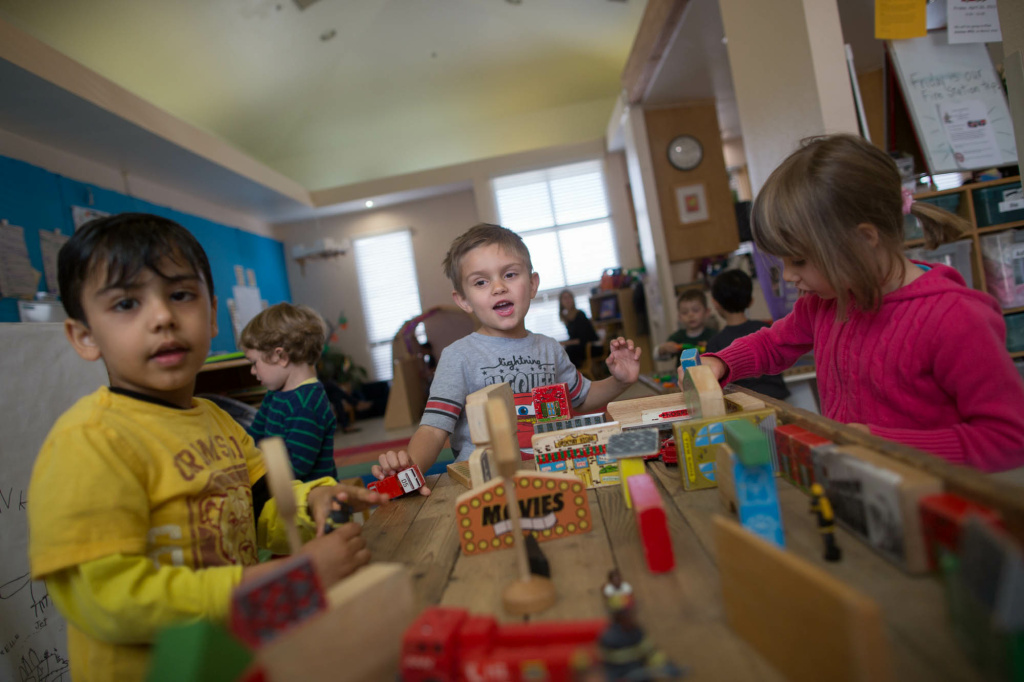 File photo: Advocates are creating a new commission that will help draft a roadmap to guide efforts to upgrade California's early education services.