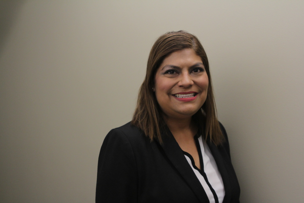 Alicia Molina is a candidate for the L.A. Superior Court.