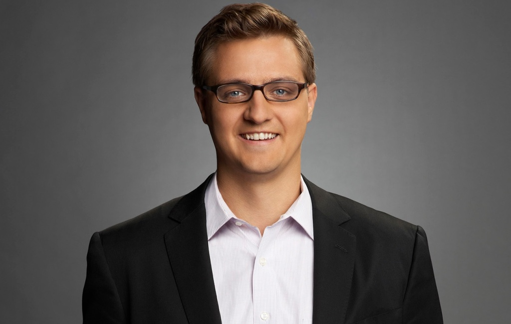 MSNBC's All in with Chris Hayes in Conversation