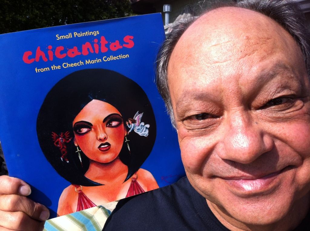 Take Two | Cheech Marin on Chicano art and 'Chicanitas' | 89.3 KPCC
