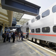 California Rail Electrification