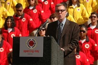 Former Santa Monica school district chief John Deasy.