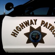 Just when you get used to the CHP driving SUV's, they pull a switch-er-roo.