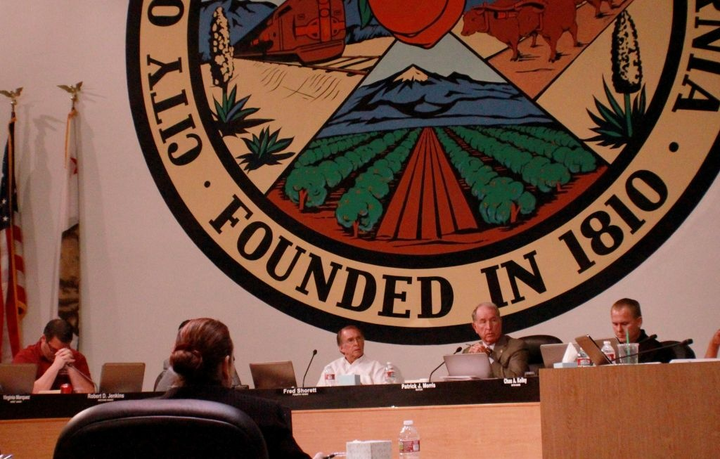 San Bernardino city council caps a 3-hour budget hearing by grimly approving authorization for Chapter 9 bankruptcy protection. What would bankruptcy mean for the city of more than 200,000?