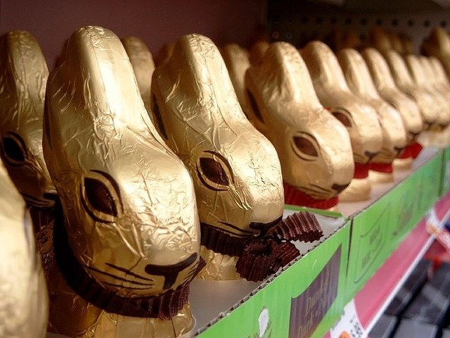 It's chocolate bunny season, but chocolate supplies may not meet demand in the future.