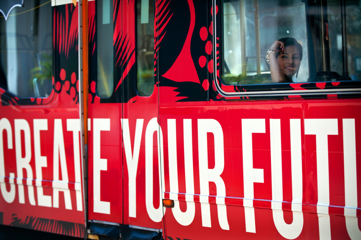 Shepard Fairey Bus - 3