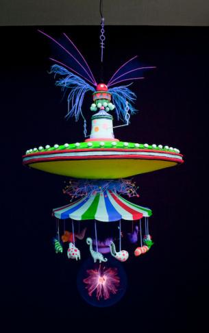 Tim Burton's Carousel. 2009.