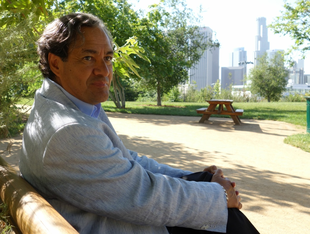 Robert Garcia, shown in this 2013 file photo, is president of The City Project, a parks advocacy nonprofit group.