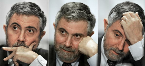 Paul Krugman isn't happy about how economists handled the financial crisis.
