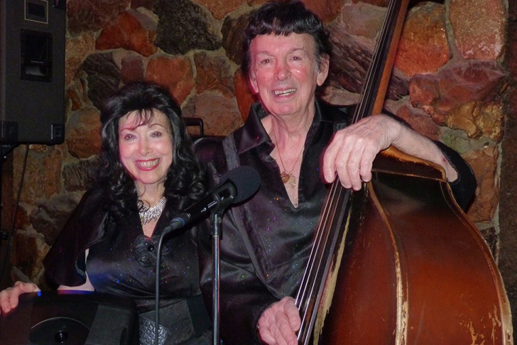 Marty and Elayne Roberts perform at The Dresden in Los Feliz five nights a week.