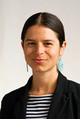 KPCC immigration and emerging communities reporter Ruxandra Guidi