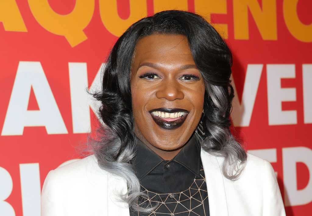 BEVERLY HILLS, CA - JULY 31:  Musician Big Freedia attends the FUSE Media TCA Mixer at The Beverly Hilton Hotel on July 31, 2015 in Beverly Hills, California.  (Photo by Imeh Akpanudosen/Getty Images For FUSE Media)