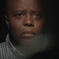 "Director Yance Ford in ""Strong Island."""