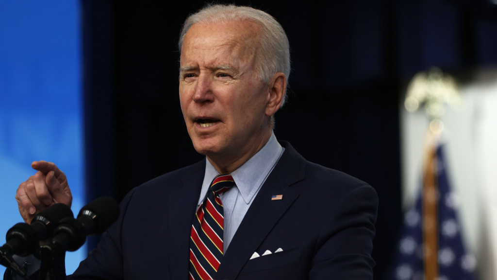 President Biden makes his first address to a joint session of Congress on Wednesday night.