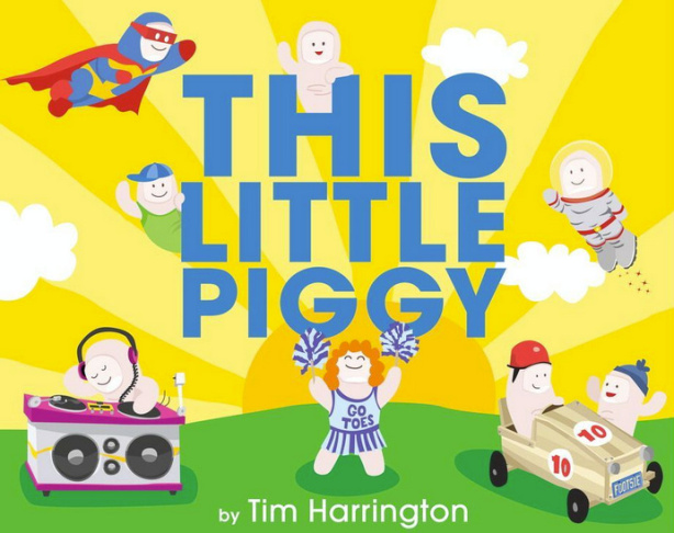 """This Little Piggy"" by Tim Harrington"