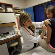 HPV Vaccinations Back In Spotlight After Perry Joins Presidential Race