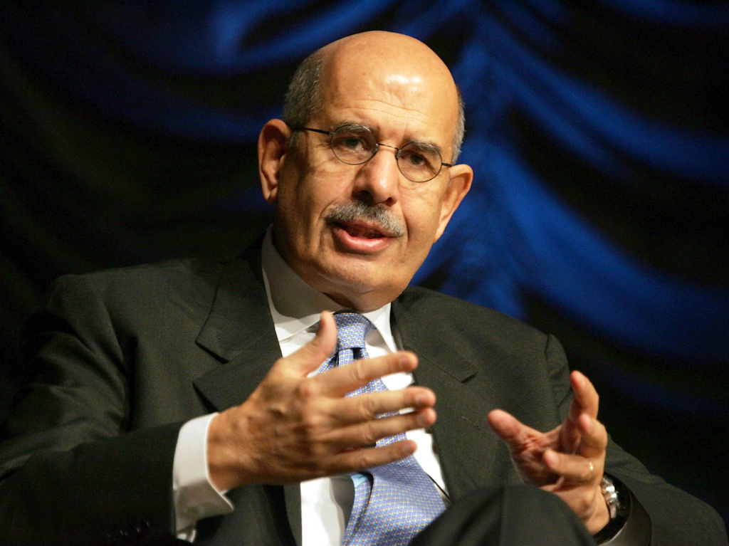 On Saturday, state media and other sources had confirmed that former International Atomic Energy Agency head Mohamed ElBaradei would be Egypt's interim prime minister. Later in the day the president's spokesperson walked it back.