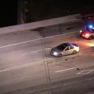405 SB lanes shut