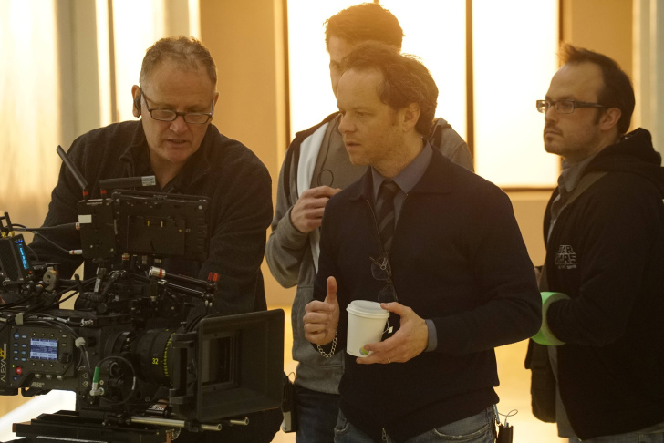 Rachel Keller and Dan Stevens star in