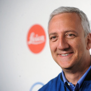 Astronaut Mike Massimino attends 18th Annual Webby Awards on May 19, 2014 in New York, United States.