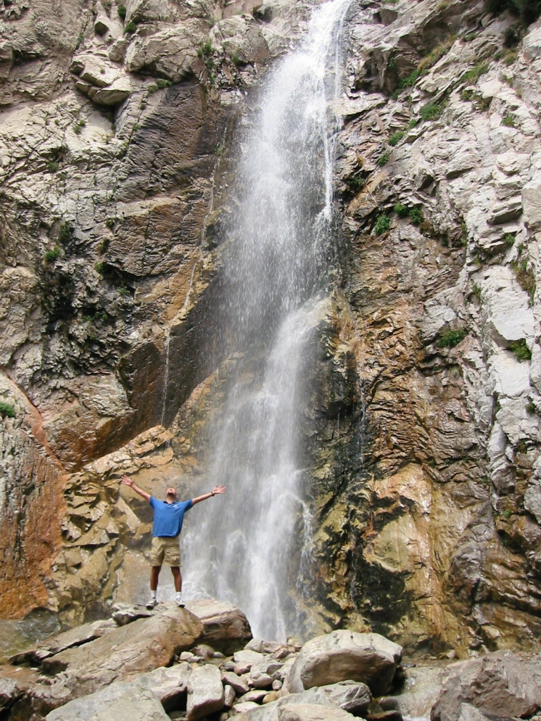 A section of between five and 10 acres of San Bernardino National Forest's Upper Big Falls will remain closed through October 2016.